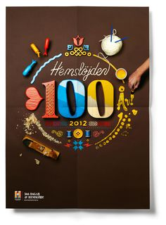 Swedish Homecrafting Association on Behance #snask #handmade