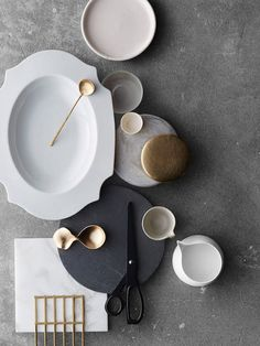 #vessels #plate #table