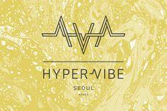 Hyper Vibe.jpg #album #branding #design #cover #brand #identity #art #logo #band