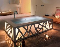 Modern bathroom furniturePracticality and functionality