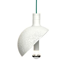 3D-printed Light by Marco Lafiandra for .exnovo - #lamp, #design, #lighting, lights, lighting design