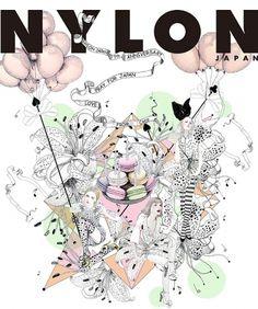 NYLON JAPAN 7th Anniversary | MODESQUISSE