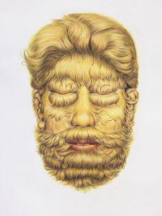 Winnie Truong | PICDIT #art #hair #drawing
