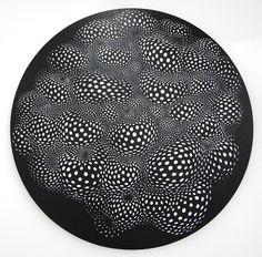 32.jpg 1,200×1,182 pixels #dots #mars #art