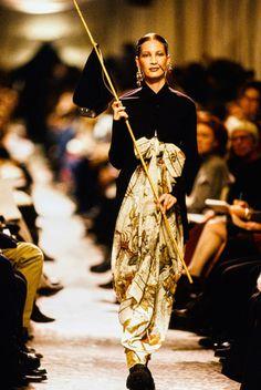 Jean Paul Gaultier spring 1994