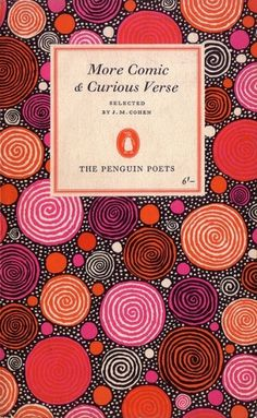 The Penguin Poets: circa 1963 | Flickr - Photo Sharing! #schmoller #hans #design #graphic #book #books #cover #penguin #patterns