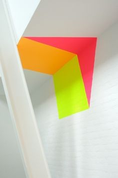 Tumblr #modern #living #geometric #art #anamorphic