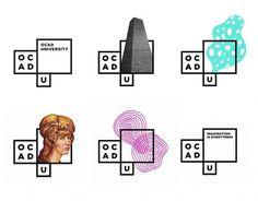 bruce mau design: new OCAD identity