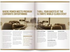 Hospitality Brochure 2014 Australian Formula 1 on Behance #grand #hospitality #f1 #prix #brochure