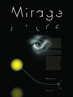 Mirage Poster - dont call it funky #mirage #dessert #sun #illusion
