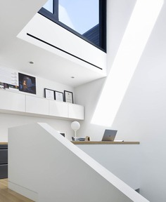 Great Like Studio Designed a Three Storey Residence Like a Peaceful Urban Retreat