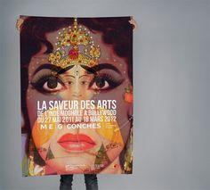 NEO NEO | Graphic Design | MEG La saveur des arts #neo #neon