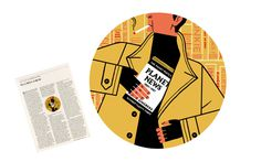 To Catch a Beat, by Jonathan Lethem. Art director: Jordan Awan. 2011 #yorker #illustration #new