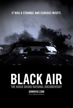 Black Air: The Buick Grand National Documentary Movie Trailers iTunes #movie #poster