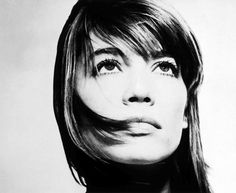 Women We Love: Françoise Hardy | Huckberry #hardy #women #franã§oise #beautiful
