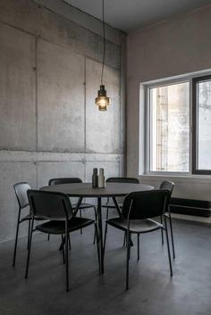dining space, Juraj Hubinský + Kuklica x Smerek Architekti