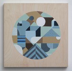 JESSE BROWN - Painting C