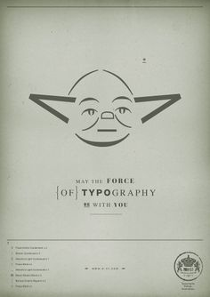 -design-fetish-the-force-of-typography-star-wars-advertising-3.jpg 1132×1600 pixels #creative #stationforce #of #57 #th #typography