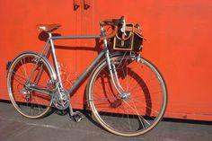 JohnnyCoast Randonneur.jpg #bikes #workshop #bicycle