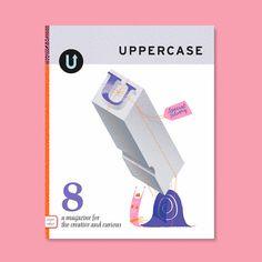 Uppercase Magazine No.8