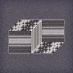 Planetary Folklore: Isometric Illusion #perspective #geometrie #cubes