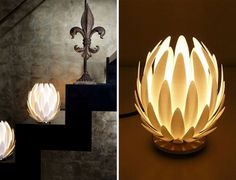 Amazing 3D Printing Lighting Products