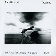 Images for Gary Peacock - Guamba #album #minimalism #cover #monochrome #ecm #helvetica #records