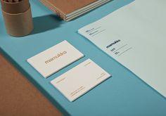 Mamukko on Behance #logo #print #branding