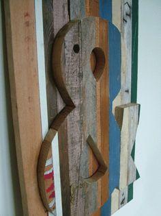 Richard Pearse | Colossal #pearse #richard #ampersand #wood #art #woodwork