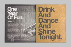 Tumblr #type #print #design