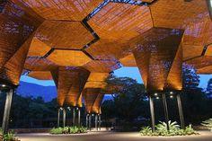 'ORQUIDEORAMA' by Plan B Arquitectos and Camilo Restrepo Arquitectos (CO) @ Dailytonic #architecture