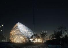 CJWHO ™ (ARPT Headquarters by Mario Cucinella...)