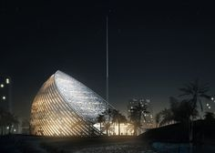 CJWHO ™ (ARPT Headquarters by Mario Cucinella...) #arpt #design #algeria #photography #architecture #headquarters