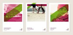 Banco Laboral Kutxa #branding #print #bank #posters #stationery