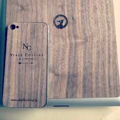 Covers for Niall Collins & Company #engraved #accessories #ipad #wood #iphone #craft #art