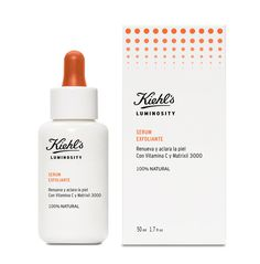Kiehl's Luminosity (Student Project) on Packaging of the World - Creative Package Design Gallery #packaging #bottle #kiehlâ´s #redesign