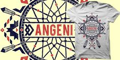 Angeni   T shirt design by binxent   Mintees