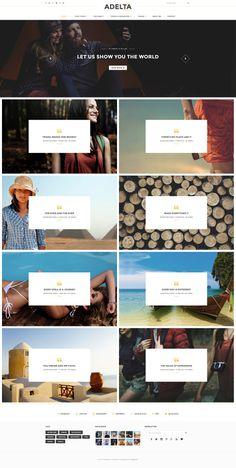 Paperio - Responsive and Multipurpose WordPress Blog Theme - Adelta, buy - https://goo.gl/kJeBM0