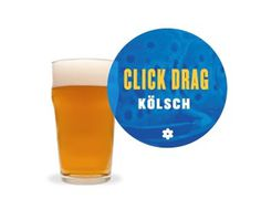click drag kolsch - canal park brewing company