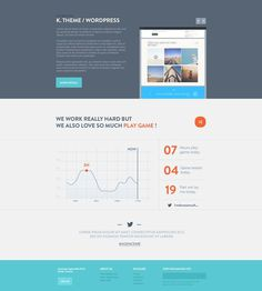 AgenceMe #flat #page #home #ui #website #minimalist