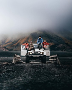 Mesmerising Adventure Photography by Frederik Schindler