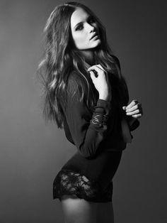 Johanna Wahlberg #model #photo