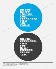 FP7. Self Promotion Posters on the Behance Network #print #design #poster #typography
