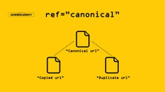 Google selects canonical URLs based on your site and user preference... - Design Agency