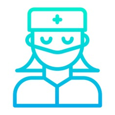 See more icon inspiration related to doctor, professions and jobs, healthcare and medical, profession, health care, surgeon, hospital, occupation, user, medicine, healthcare, health, woman and medical on Flaticon.