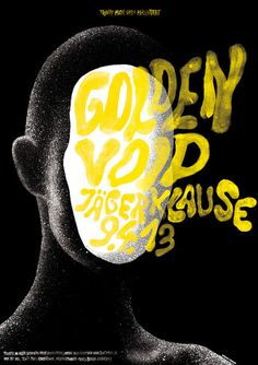 Trailer for Gegen Innocence #illustration #typography #poster