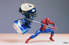 Spiderman toy - Action Figures Come To Life