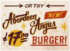 Joseph & Joseph on Behance #type #menu #typography
