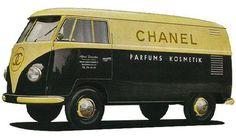 VW, bus, vehicle, advertisement, design, graphic