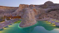 Amangiri Resort and Spaspectacular project in Canyon Point - www.homeworlddesign.com (7) #utah #resort